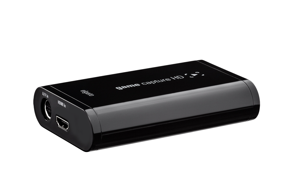 Elgato Game Capture HD, A/V In + HDMI