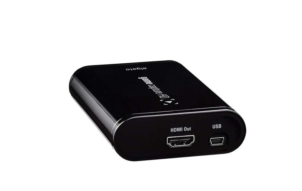 Elgato Game Capture HD, HDMI Out + USB (2)