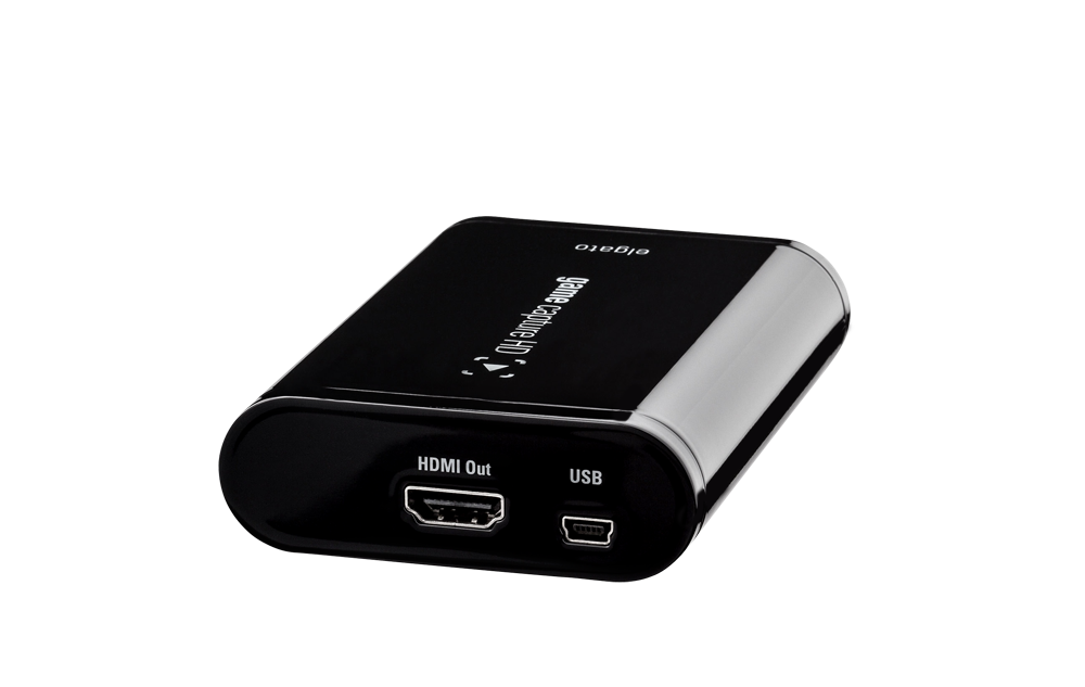Elgato Game Capture HD, HDMI Out + USB (4)