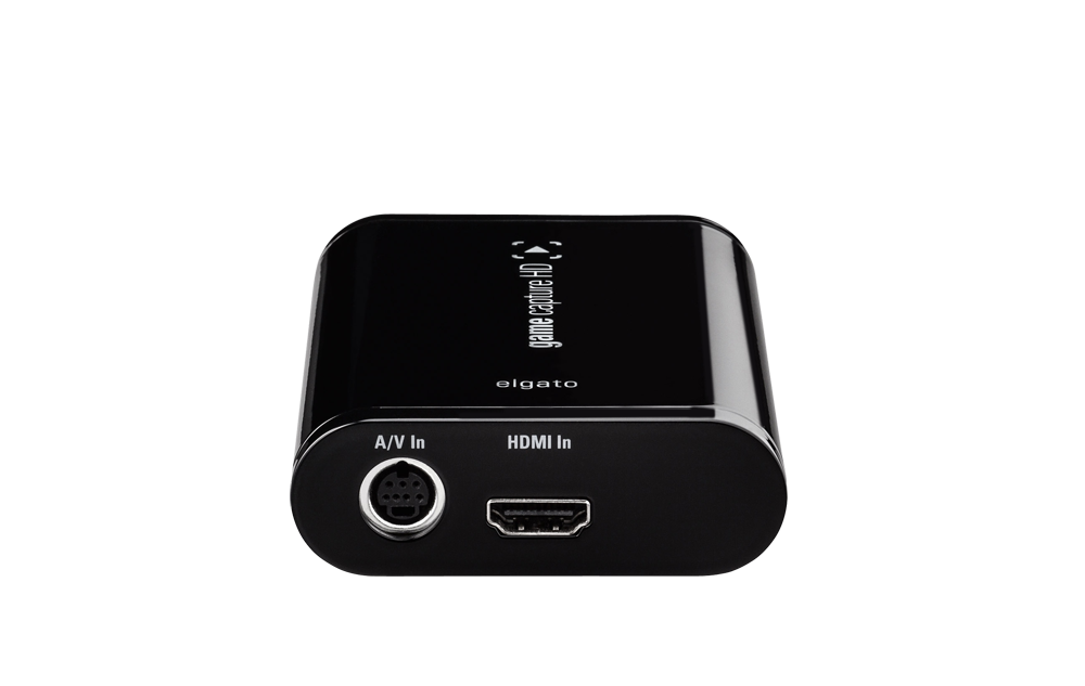 Elgato Game Capture HD, A/V In + HDMI (3)