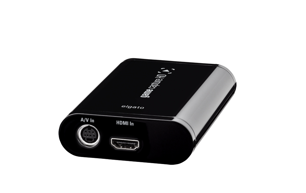 Elgato Game Capture HD, A/V In + HDMI (4)