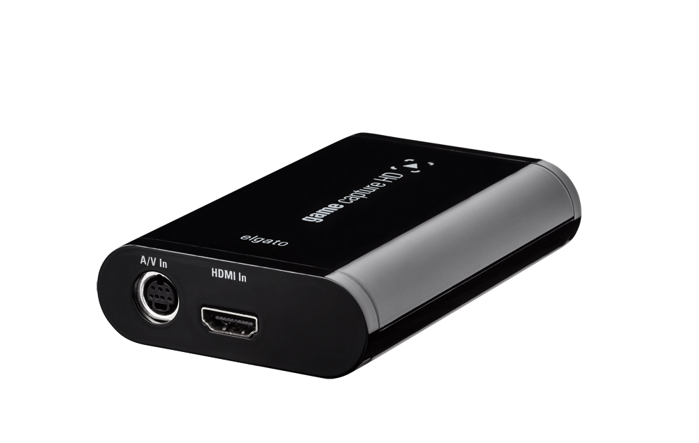 Elgato Game Capture HD, A/V In + HDMI (5)